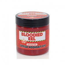 DYNAMITE BLOODDIEDV BOOSTED ROBIN RED CATFISH HOOKBAITS 250ML