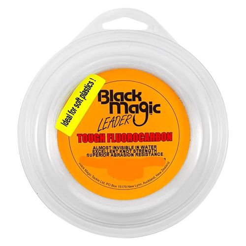 BLACKMAGIC TOUGH 100% FLUOROCARBON 100MT 0.80MM 60LB