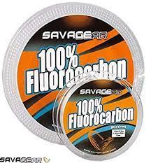 SAVAGE GEAR ULTRA STRONG FLUOROCARBON CLEAR 35MT 0.39MM 9.4KG