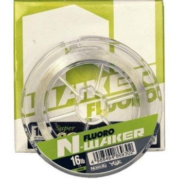 N-WAKER FLUOROCARBON SUPER SOFT 90MT 0.21MM 6LB